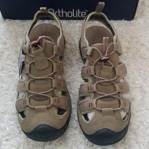 NWT Men's Slip On Comfy Sandals